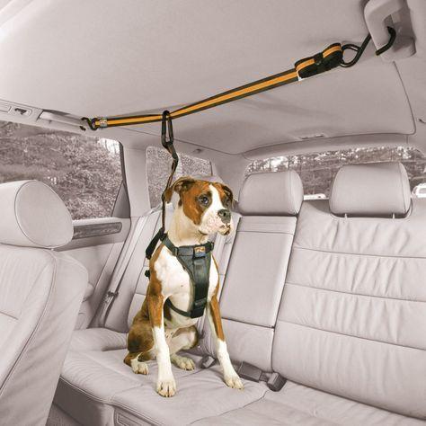 Kurgo Zip Line Auto Sicherheitsgurt für Hunde günstig kaufen bei hund-unterwegs.de