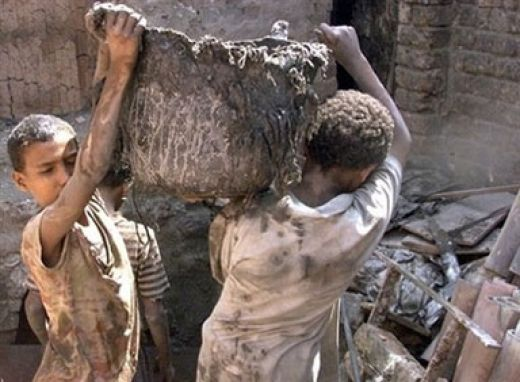 slavery today pictures and quotes | Money is for children who regularly attend school. This is a ...