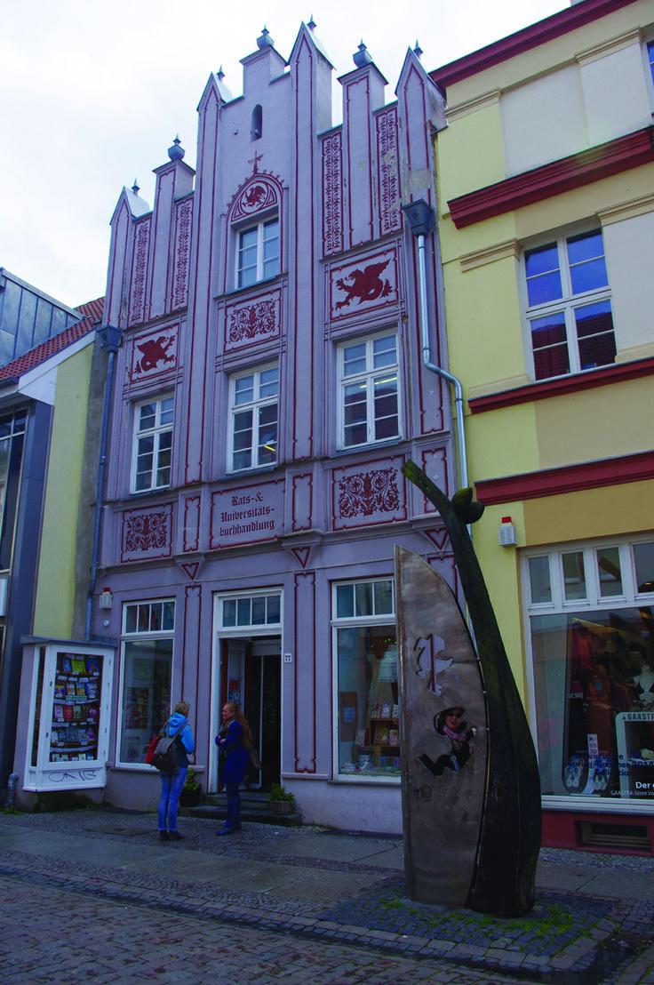 Vintage Unibuchhandlung in Greifswald