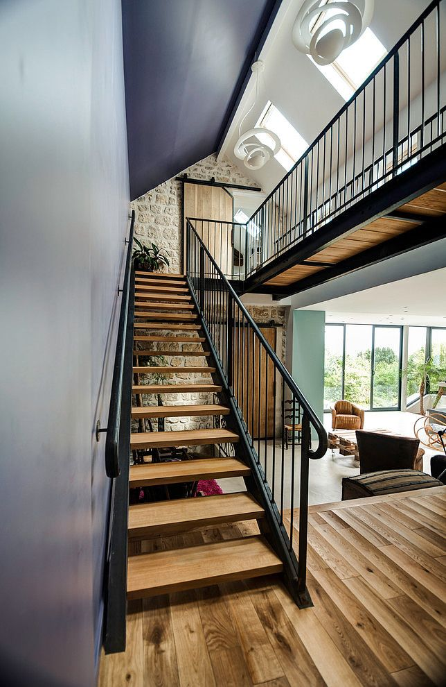 42 best Escalier images on Pinterest Stairs, Stair design and - devis construction maison en ligne