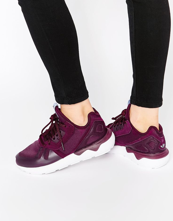 adidas Women's Black Tubular Viral Sneakers at PacSun
