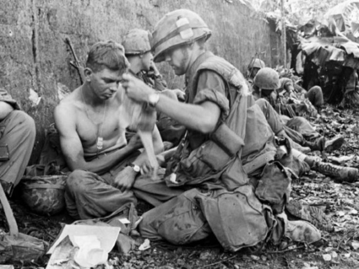 Guest article by Nathan Nguyen During the North Vietnamese Army's surprise 1968 Tet Offensive, a fierce battle raged in the city of Hue. Pitting North Vietnamese Army regulars and Vietcong against…