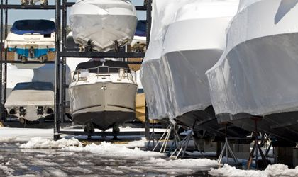 Winterizing your boat - what you need to know
