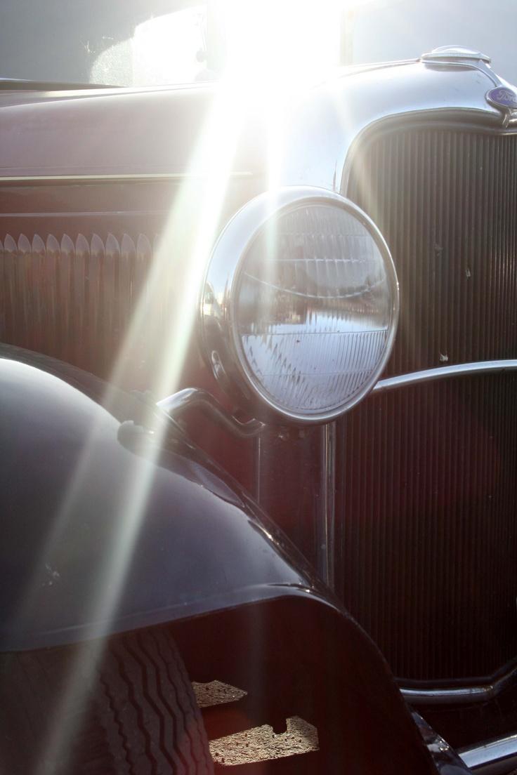 Ford. Sunshine.