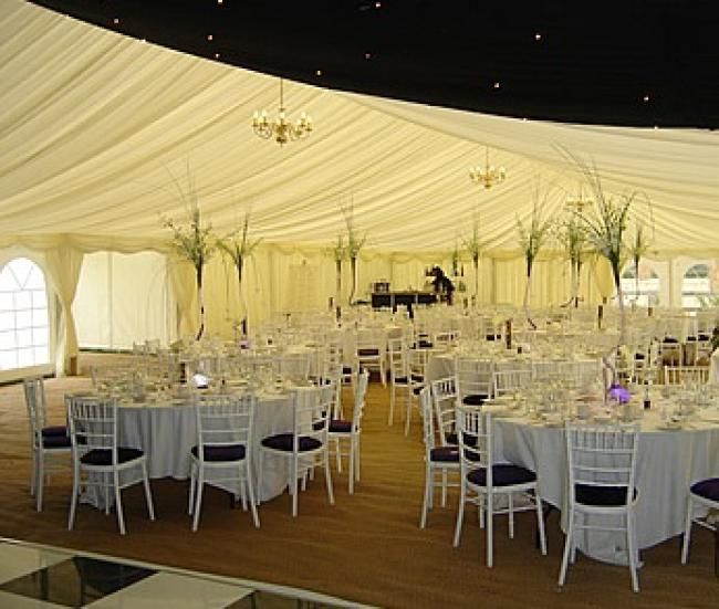 Elton Hall is an exclusive #marquee #wedding #venue