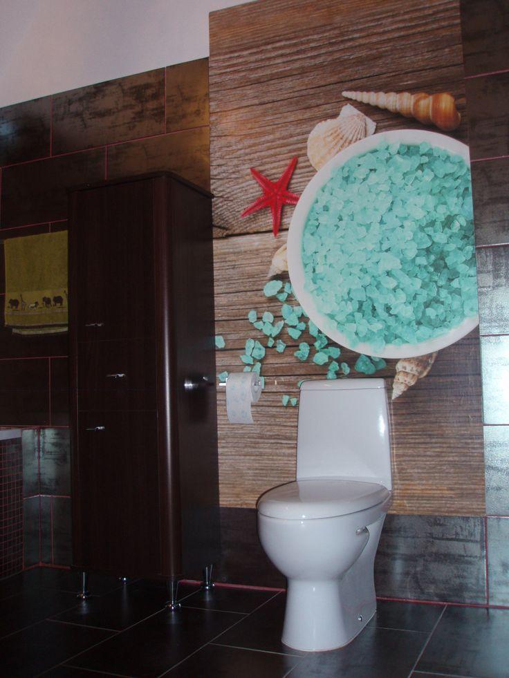 Jedna z realizacji naszych klientów - podziwiamy efekt i gratulujemy pomysłu! zdjęcie: http://www.fototapeta24.pl/getMediaData.php?id=48704384 wykonanie: serwis fototapeta24.pl klient: bardzo zadowolony  #fototapeta #photo wallpaper #lazienka