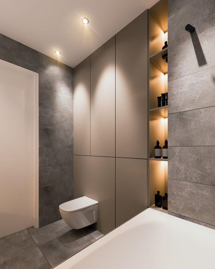 cdn.home-designing.com wp-content uploads 2017 03 grey-slate-tiles-lit-inlet-modern-bathroom.jpg
