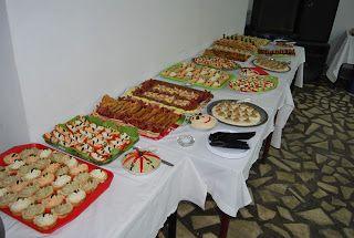 Retete cu margareta cismasiu: Platouri cu aperitive reci