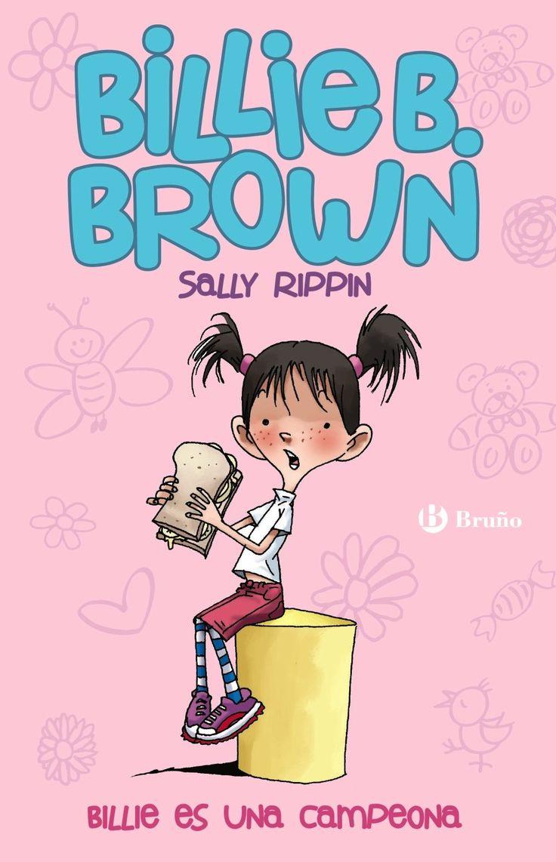Billie B. Brown tiene dieciséis pecas, seis pares de calcetines a rayas, un sándwich de plátano y unas zapatillas de deporte que le encantan. ¿Sabes qué significa la B que hay entre su nombre y su apellido? ¡Sí, has acertado! Es la B que hay en FUTBOLERA. Pero también es la B de BAILARINA, porque Billie es una campeona, haga lo que haga: vaya a clases de ballet o aprenda a jugar al fútbol. ¡Descubre todas sus aventuras, y las de Jack, su mejor amigo, en esta divertida colección!