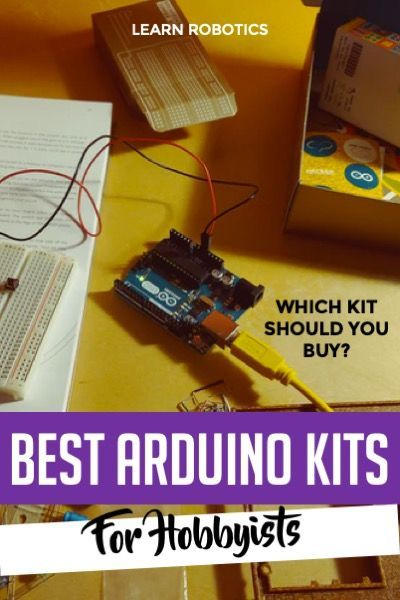 What Arduino Kit Should I buy? Best Arduino Kits 2018