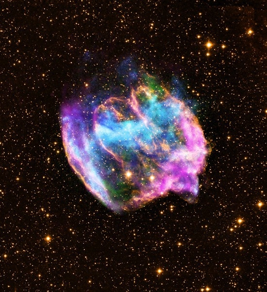 Supernova Remnant, Black Hole, W49  ~Now that's truly Creator's promise of Eternity.~  ♥♥♥