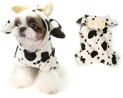 disfraz de vaca para perros.jpg :: Doggy-fashion