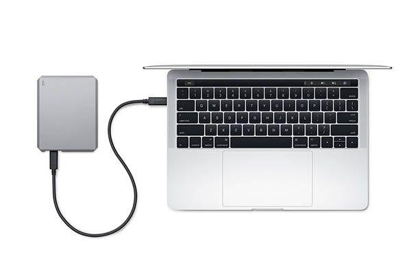 Lacie Mobile High Performance External Usb C Ssd Usb Usb Gadgets Data Transmission