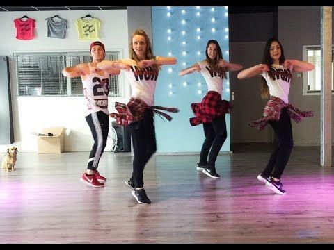 Duele El Corazon - Enrique Iglesias ft Wisin - Fitness Dance Choreography Zumba - YouTube