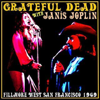 Janis Joplin Rare | GRATEFUL DEAD With JANIS JOPLIN - Fillmore West San Francisco ...