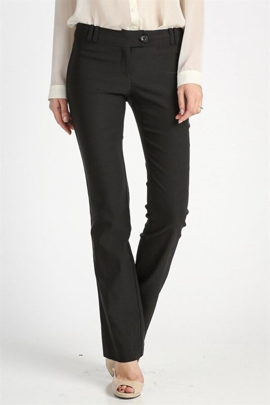 Stitch fix stylist: Like black pants and like this style of pant.Classic Dress Pants - Black