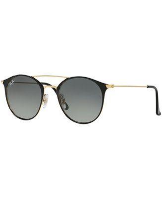Ray-Ban Sunglasses, RB3546 52 - Sunglasses by Sunglass Hut - Handbags & Accessories - Macy's