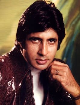 Amitabh Bachan - Bollywood actor