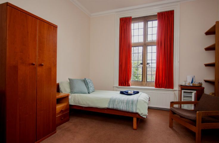 University College Oxford has B&B facilities right in the heart of Oxford - find out more on our bed and breakfast offering at www.univ.ox.ac.uk