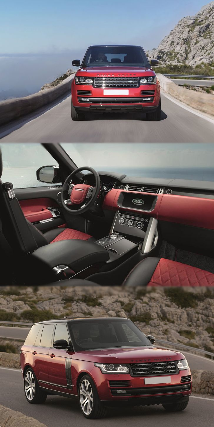 THE 2017 RANGE ROVER WILL HAVE AUTONOMOUS TECH For more…