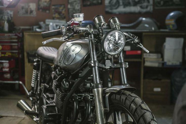 Dozer Garage – Yamaha XS750