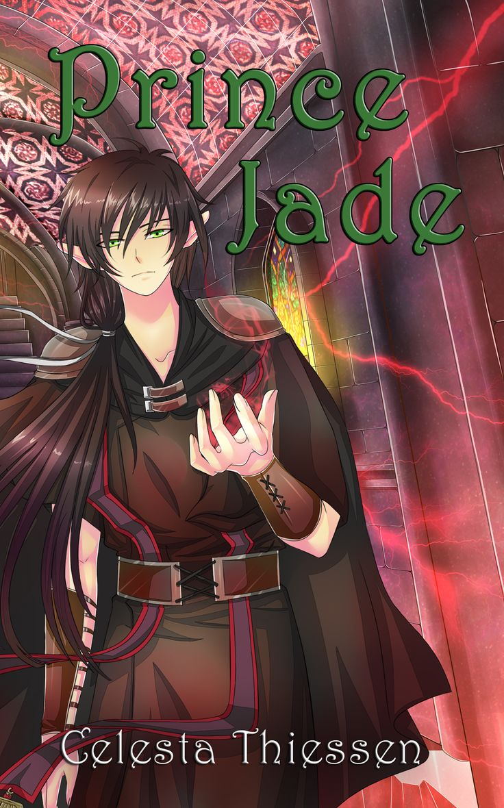 Jade, the second-born prince of Kedrin, is full of unnatural powers and an uncontrollable darkness. He is ready to seize the throne. But when Jade's life takes an unexpected turn, he meets Marigold, a simple farm girl who embodies everything that he is not. Gradually, for the first time, he begins to want the light.  Like a Shakespearian fairy tale, this romantic fantasy adventure chronicles Jade's journey as he finds love…and love finds him.   http://amzn.com/B00DNIH6IU