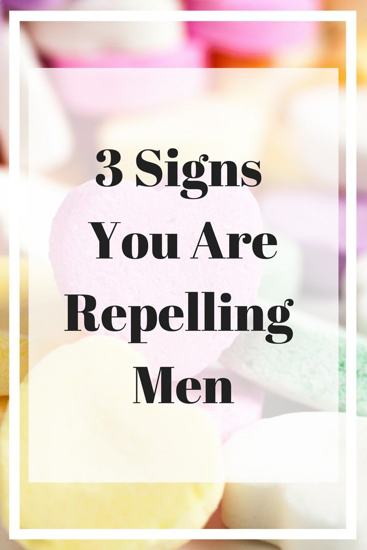 5 cute things that repel men in women