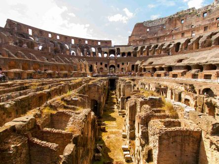 Colosseum Underground Tours: In The Footsteps of Gladiators