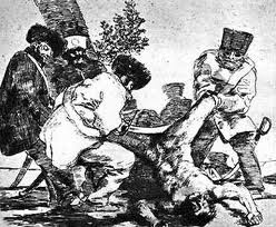 Goya - Disasters of War