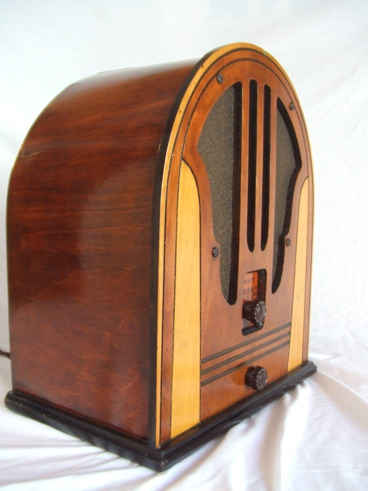 "Philco 84B (1935) ""Antique radio"", ""Tube radio"""