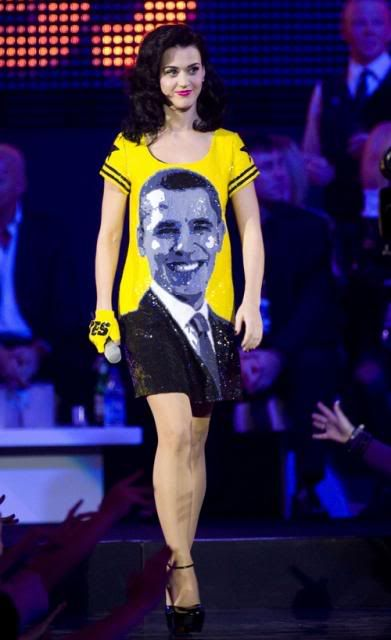 American Power: Obama is the Katy Perry of Politics