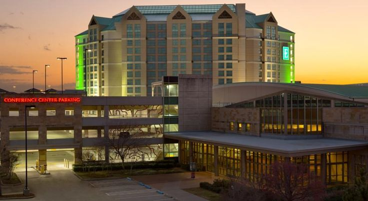 Embassy Suites Dallas -Frisco/Hotel, Convention Center & Spa Frisco Connected to the Frisco Conference Center, this all-suite hotel boasts spacious 2-room suites , a full-service spa and many amenities and services, and is moments from popular area attractions.