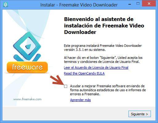Descargar todos los videos d eun canal de Youtube con la aplicación de escritorio Freemake Video Downloader podemos hacerlo fácilmente. Tan solo tenemos que obtener la url directa al canal y pegarla en el programa.