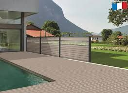 8 best vallas de exterior de madera sinteticas images on for Garden decking jewsons