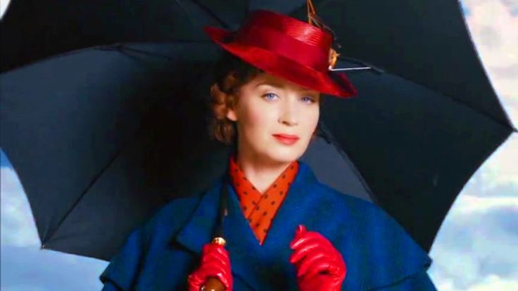 MARY POPPINS RETURNS Trailer TEASE (2018) Emily Blunt, …