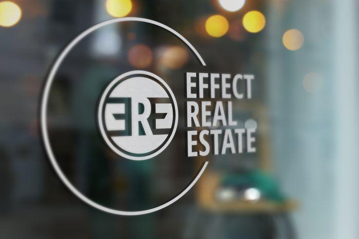 #real #estate #logo #design #mockup #oscar #design