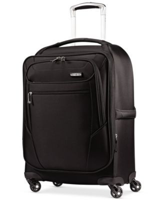 "Samsonite Sphere Lite 2 21"" Carry-On Expandable Spinner Suitcase, Only at Macy's 