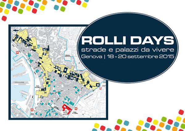 """#BELINchestoriePX  """"Tornano a grande richiesta... con grandi numeri che preannunciano la nuova edizione delle visite culturali-architettoniche più attese a Genova... i magnifici palazzi nobili della Superba aprono i loro regali portoni a…"""" #rollidays #laSuperba"""