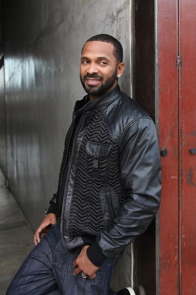 Mike Epps and that baaaad jacket.  Love it!