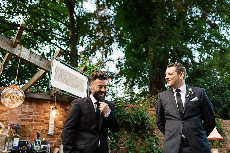 Jo + Scott's Rustic Garden Wedding www.pauljosephphotography.co.uk
