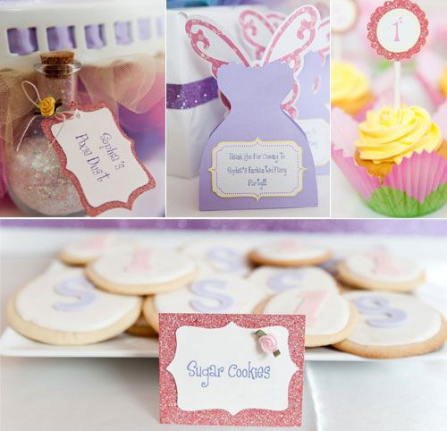 Real Party: A Sprinkle of Fairy Dust for This First Birthday | Baby Lifestyles