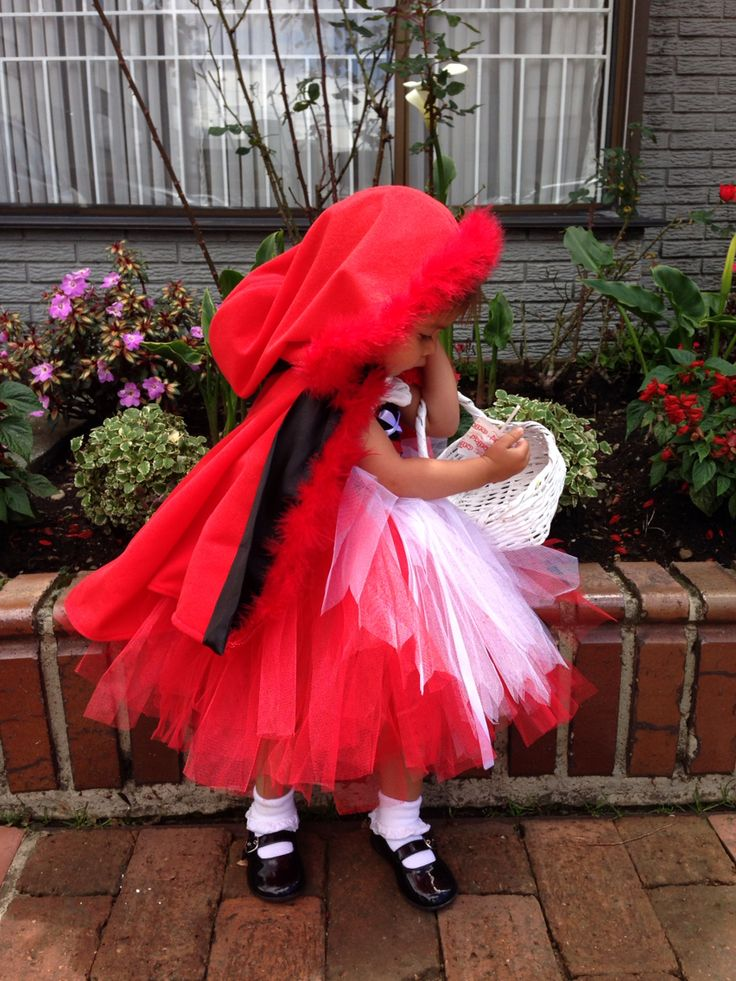 Meer dan 1000 idee n over disfraz caperucita roja op - Disfraz bebe caperucita roja ...