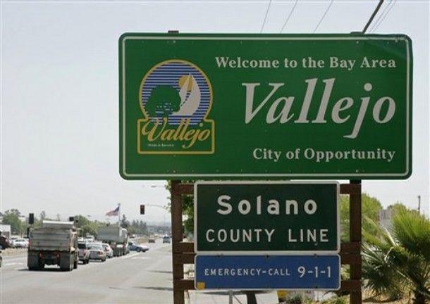 Where I was born & raised Vallejo, California