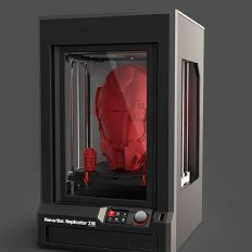replicatorZ18 - new #desktop #3dprinters at #ces2014 from #makerbot and #cube http://wp.me/p2YU2b-if