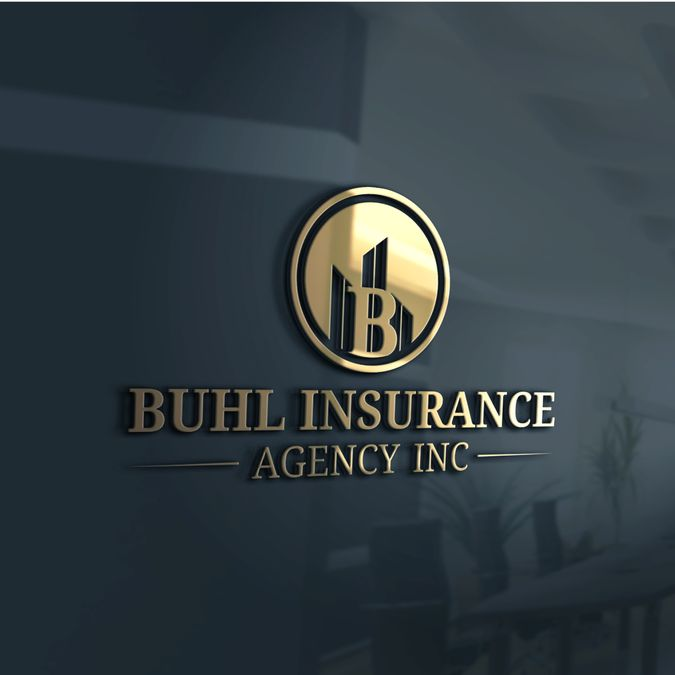Insurance Agency Logo by Pethel   Insurance agency ...