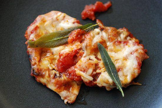 Grilled Eggplant Parmesan | tasty. | Pinterest