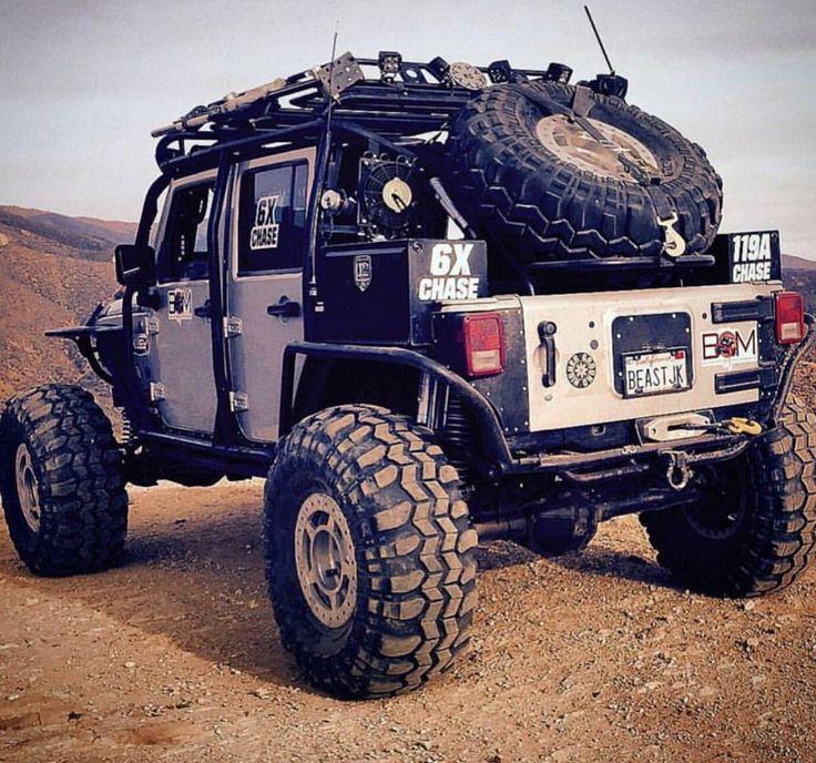 Jeep Wrangler **Commander Cody**
