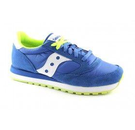 SAUCONY S2044-332 SHADOW ORIGINAL blu scarpe uomo sneakers