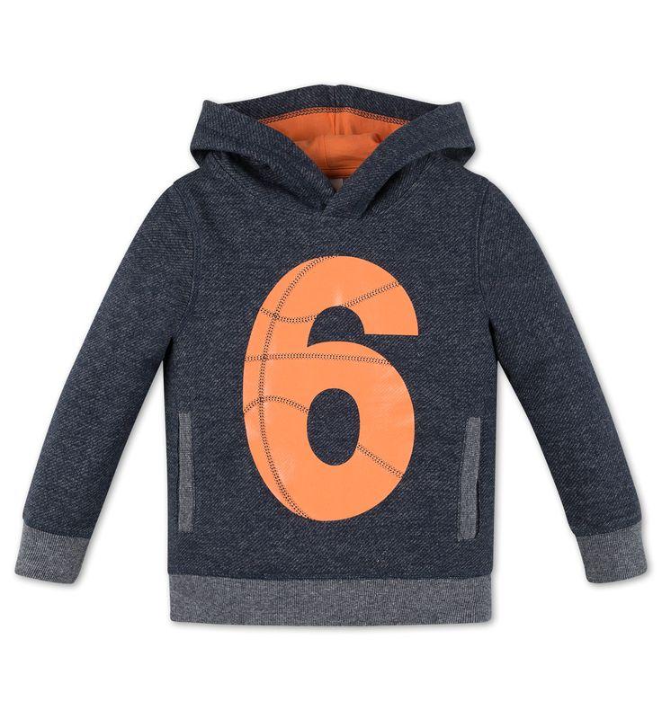 Sklep internetowy C&A | Bluza, kolor:  ciemnoniebieski-melanż | Dobra jakość w niskiej cenie