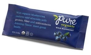 Organic Pure Bars